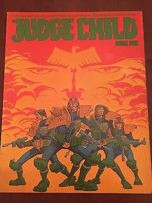Judge Dredd Judge Child Part One Paperback