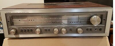 Luxman R-3045 Stereo Receiver / amplifier Phono input Made in Japan
