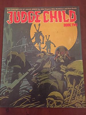 Judge Dredd Judge Child Part Two Paperback