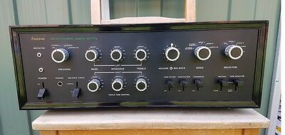 Sansui High end Amplifier AU-777A Made in Japan