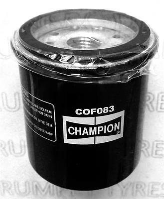 APRILIA HABANA RETRO 125 & MOJITO 125 2004> Champion NEW Performance Oil Filter