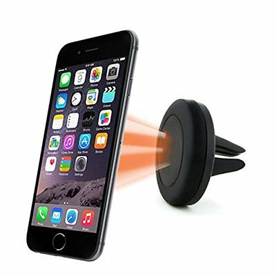 Universal Car Mount Holder Magnet Stand For Cell Phone/Smartphone/GPS  Air Vent