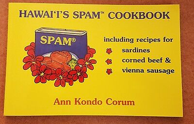 Hawaii's Spam Cookbook by Ann Kondo Corum, paperback, 1st edition