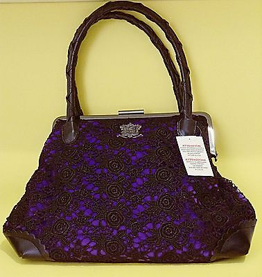 Disney Haunted Mansion 45th Anniversary Master Gracey Large Hand Tote Bag