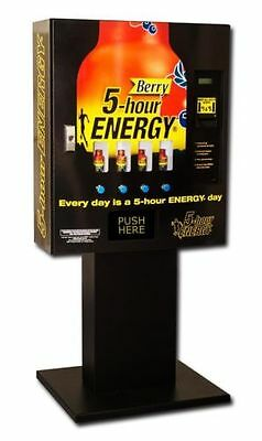 (Lot of 4) 5 Hour Energy Vending Machine by Seaga. Brand New. $499 Each