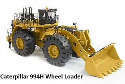 CLOSE OUT DEAL Tonkin Cat 994H Front Loader Replica