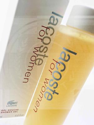 Lacoste For Womane Shower Gel 200Ml First Version