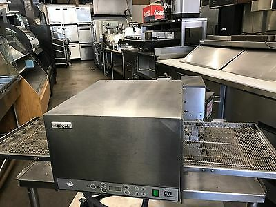 Lincoln 2501 Series Countertop Impinger (DCTI) Electric Conveyor Oven
