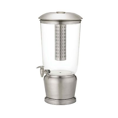 TableCraft Products Single Beverage Dispenser with Infuser 5-Gallon New