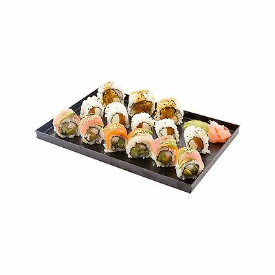 Restaurantware 25-Count Di Legno Collection Rectangle Plate 10.6-Inch by ... New