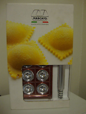 Marcato Ravioli Tablet, Red  Made in Italy - Brand new