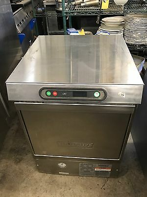 Used Hobart LXIH Commercial Undercounter Dishwasher