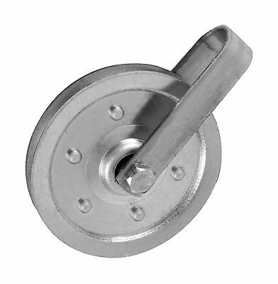 Ideal Security Inc. SK7114 4-Inch Pulley Galvanized New