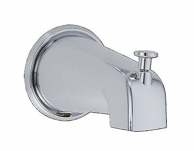 Danze D606425 8-Inch Wall Mount Tub Spout with Diverter Chrome New