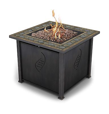 Bond Rockwell 68156 Gas Fire Table 30-Inch New