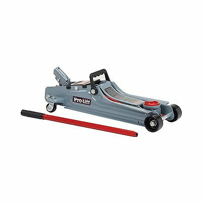 Pro-Lift F-767 Grey Low Profile Floor Jack-2 Ton Capacity New