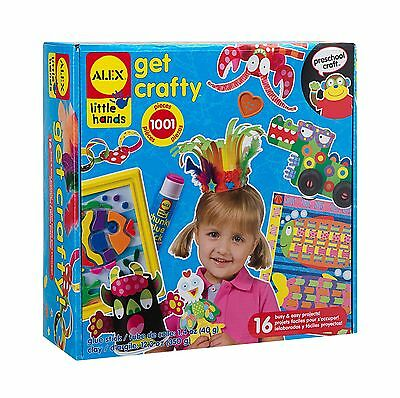 ALEX Toys - Early Learning Get Crafty - Little Hands 531X New
