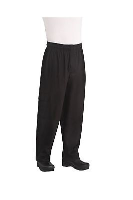 Chef Works Men's Cargo Chef Pant (CPBL) 2XL New