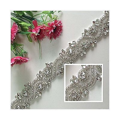 TRLYC Champagne Ribbon Sash New Hot Sell Bridal Sash Belt Wedding Dress B... New