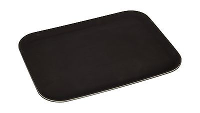 New Star 25002 NSF Plastic Rectangular Rubber Lined Non-Slip Tray 12 by 1... New