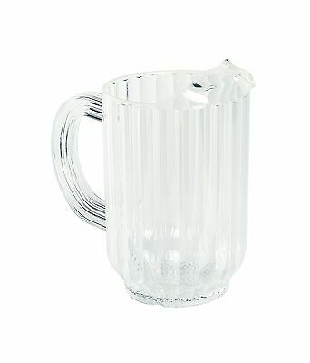 Crestware 60-Ounce Plastic Water Pitcher New