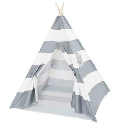 Children's Teepee. Kids play tent / playhouse / wigwam Tipi Tepee. UK STOCK