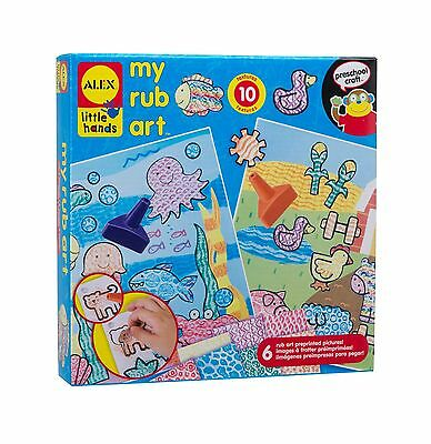 ALEX Toys - Early Learning My Rub Art - Little Hands 1412 New