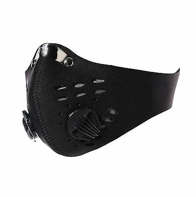 Senston Neoprene Anti Dust Motorcycle Bicycle Cycling Ski Half Face Mask ... New