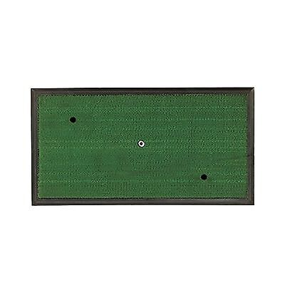 1' x 2' Hitting/Practice Chipping and Driving Golf Grass Mat New