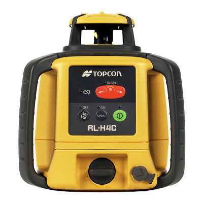 Topcon RL-H4C Self-Leveling Rotary Laser Dry Battery Level - 313980752