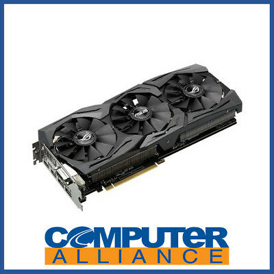 ASUS GTX1080Ti 11GB STRIX OC PCIe Video Card ROG-STRIX-GTX1080TI-O11G-GAMING