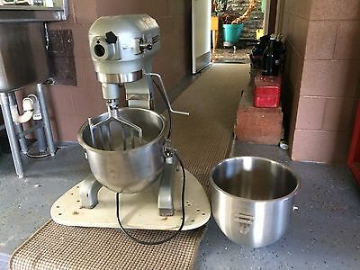 Hobart 20 quart mixer A200 - clean in good working condition.