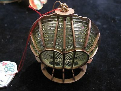 RARE 2005 Harbour Lights Limited Edition Point Vicente Lens No 678 ORNAMENT