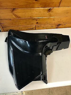 06 Evinrude E Tec 75 Hp HO Outboard Starboard Bottom Cowl Cover Freshwater MN