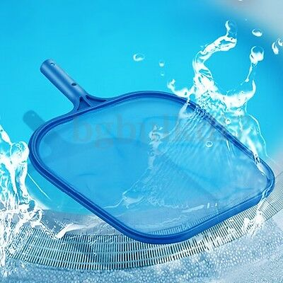 Pool Leaf Skimmer Rake Net Swimming Spa Cleaning Leaves Debris Mesh Tool AU