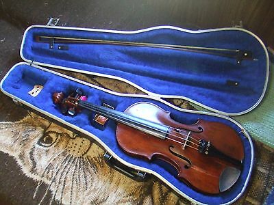 Antonius Stradivarius Cremonensis Faciebat Anno 17  4/4 Violin made in Germany