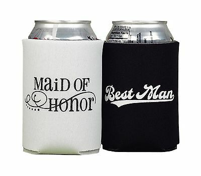 Hortense B. Hewitt Wedding Accessories Maid of Honor and Best Man Can Coo... New