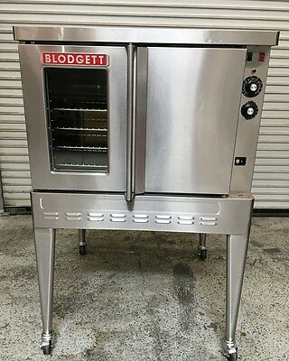 Blodgett Gas Convection Oven Full Size #6347 Commercial Bakery KItchen NSF Food