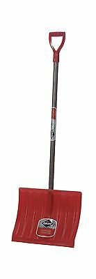 Garant NPW18KD Nordic 18-Inch Poly Blade Snow Shovel - Red New