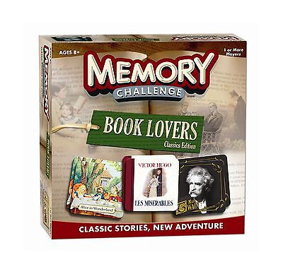 Book Lover's Memory New