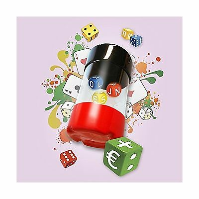 Dancing Dice Shaker Med Game New