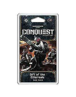 Fantasy Flight Games Warhammer 40K Conquest Living Card Game:Gift of the ... New
