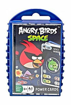 Angry Birds Space Power Cards New