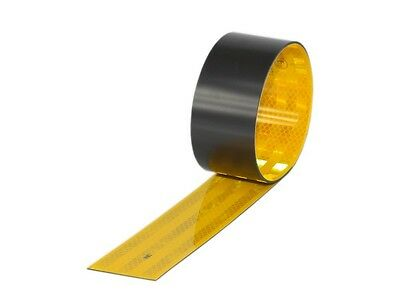 1m x 55mm 3M™ Contour Marking 983 RA3/C ece104 Magnetic Yellow TÜV APPROVED