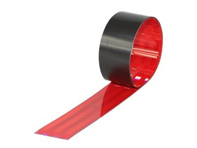 1m x 55mm 3M™ Contour Marking 983 RA3/C ece104 Magnetic Red TÜV APPROVED