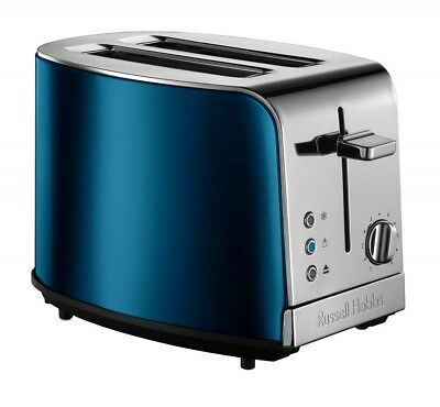 Russel Hobbs Jewels Topaz-Blue Toaster 21780-56