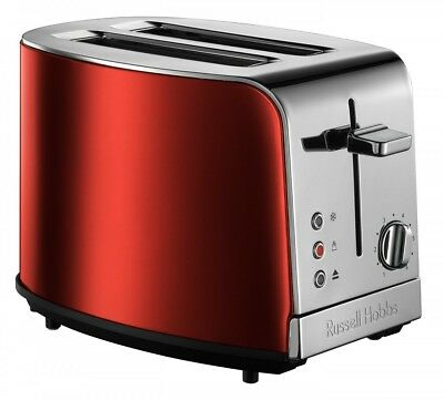 Russel Hobbs Jewels Ruby-Red Toaster 18625-56