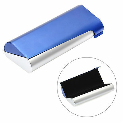 Metal Eyeglasses Case Hard Shell Spectacles Box for Small and Medium Frames