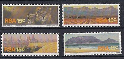 Sud Africa South Africa 1975 Turismo 393-96 MNH