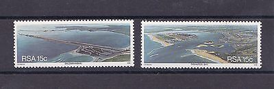 Sud Africa South Africa 1978 Porti dell'Africa del sud 445-46 MNH